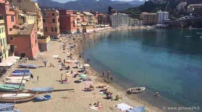 Spiagge libere, a Sestri Levante in Baia del Silenzio massimo 400 persone al giorno - Genova24.it