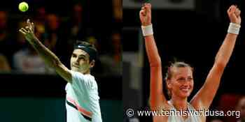 Former Slam champs hope Roger Federer & Kvitova will play tour events without fans - Tennis World USA