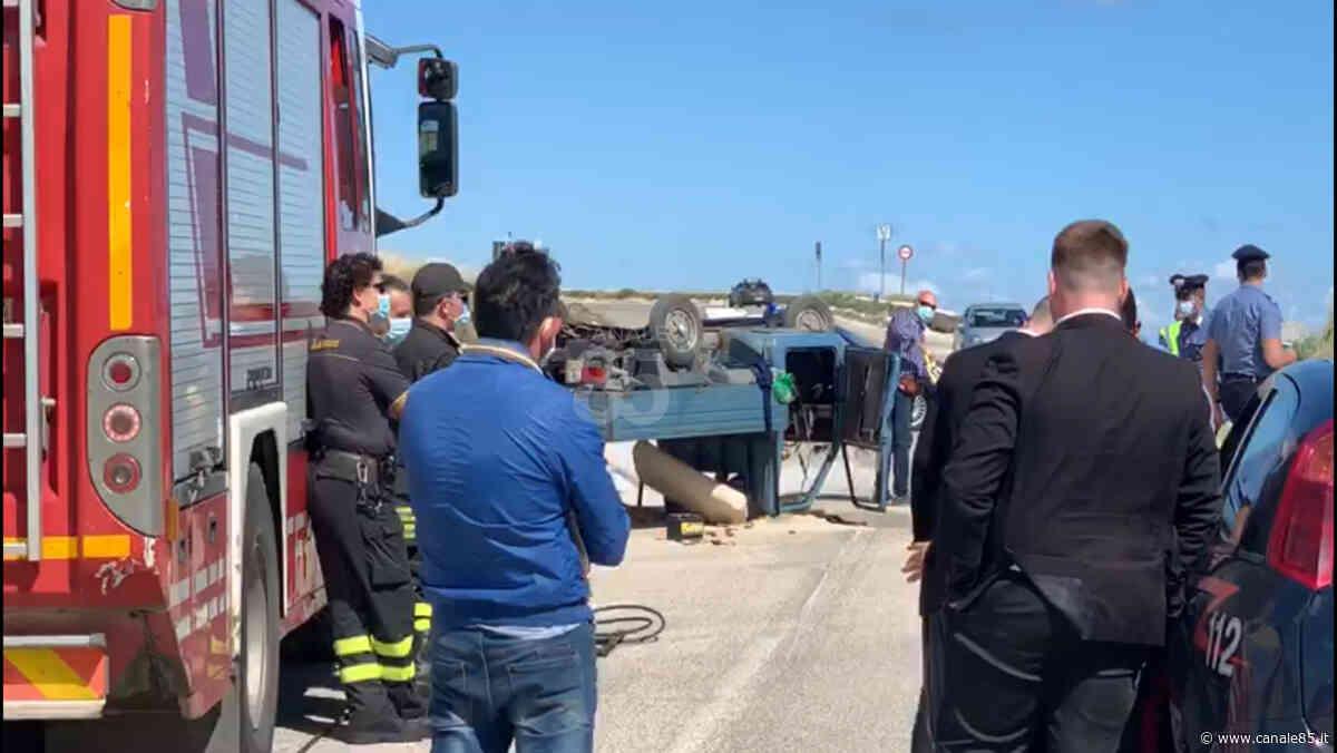 Marina di Lizzano (Ta) | Incidente stradale mortale - Canale 85