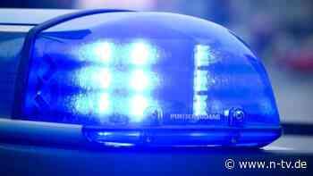 Thüringen: Wertvolle Beute bei Einbruch in Bad Berka - n-tv NACHRICHTEN