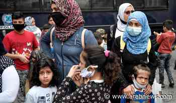 Infection fear doesn't stop migrants heading for Europe - Arabnews