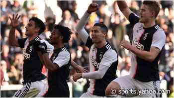 Serie A is back: Lazio fall short, Milan scrape Europe - Stats Perform AI completes the season - Yahoo Sports
