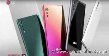 LG Velvet is headed west, Europe launch expected in June - Android Authority