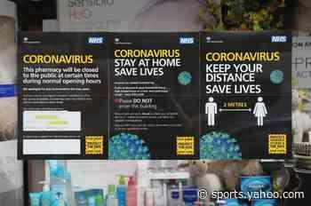 The three statistics that show Europe is still in the grip of coronavirus - Yahoo Sports