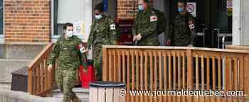 Pas de détails sur la demande de Québec concernant la présence des militaires en CHSLD