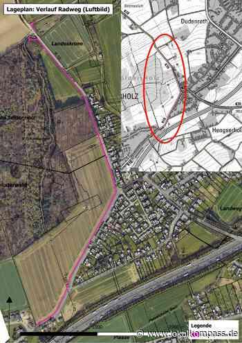 Zweite Radwegverbindung Emscher- und Ruhrtalradweg für Holzwickede über Landskrone: Sicherheit für Pedalisten - Holzwickede - Lokalkompass.de