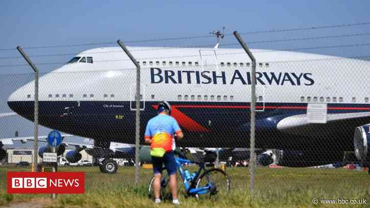 British Airways stops flights to Leeds Bradford Airport - BBC News