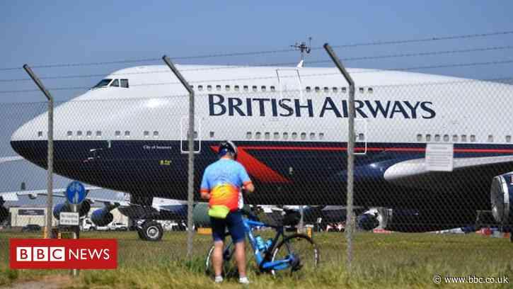 British Airways stops flights to Leeds Bradford Airport - BBC News
