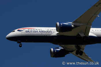 British Airways offers Avios points, cash or voucher refunds for cancelled flights - The Sun