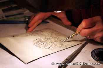 PEZENAS - Focus sur Marie-Pierre BONNIOL à la Maison des Métiers d'Art - Hérault-Tribune