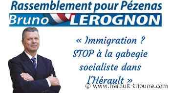 ACTUALITÉS : PEZENAS - Immigration ? stop à la gabegie socialiste - Hérault-Tribune