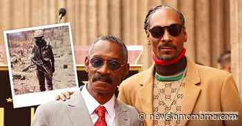 Snoop Dogg Shares Rare Photo of Dad Vernell Varnado from His Military Service Days in 1969 - AmoMama