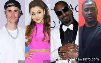 Justin Bieber, Ariana Grande, Snoop Dogg cry out for justice after George Floyd's death during arrest - Up News Info