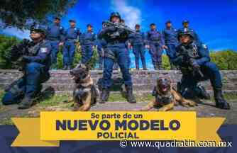 Convocan a integrarse a filas de policía de Uruapan - Quadratín - Quadratín Michoacán
