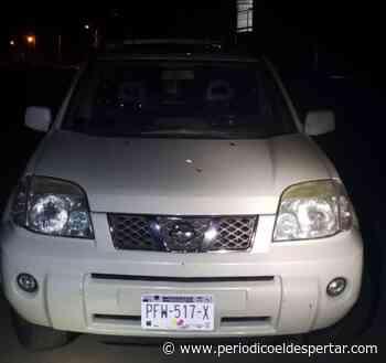 Localiza SSP vehículo con reporte de robo, en Uruapan - El Despertar