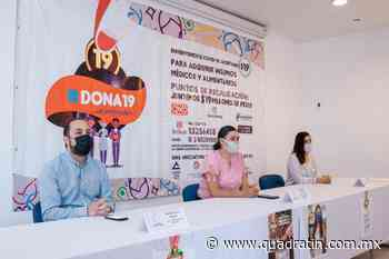 Inicia campaña Dona 19 en Uruapan - Quadratín - Quadratín Michoacán