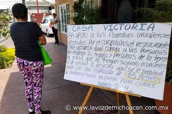 En Uruapan, exhortan a empresarios a extender más la cuarentena - La Voz de Michoacán