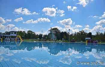 Freibadsaison beginnt in Garching erst nach den Ferien - Passauer Neue Presse