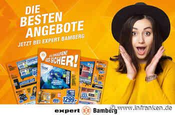 Aktuelle Angebote mit bis zu 43% Rabatt bei expert Bamberg in Hallstadt - inFranken.de