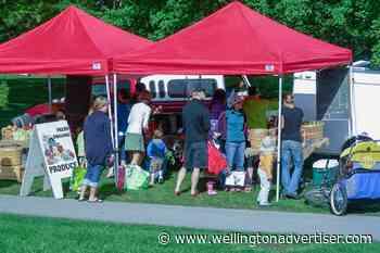 Elora Farmers' Market announces new online shopping tool - Wellington Advertiser