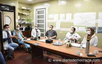 Se conformó el Comité Científico de Salud Local en Chacabuco - Diario Democracia