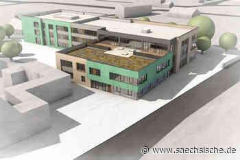 Sieht so die neue Schule in Rothenburg aus? - Sächsische Zeitung