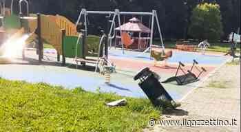 Fase 2 e inciviltà: vandali devastano il parco Ardito Desio e l'area giochi dei bambini - Il Gazzettino