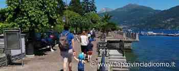 Sì, questa è proprio la Bbc Che spot per Menaggio - La Provincia di Como