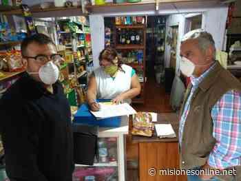 Avanzan con la regularización de tierras en Concepción de la Sierra - Misiones OnLine