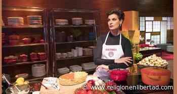 Antonia Dell'Atte reza en la Concepción de Barcelona: «El culto es una libertad, no puedes quitarla» - Religión en Libertad