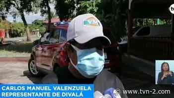Nacionales Anuncian medidas severas contra quienes incumplan cuarentena en Divalá - TVN Panamá