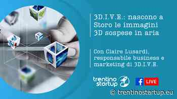 3D.IVE: nascono a Storo le immagini 3D sospese in aria - Trentino Startup