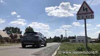 Beuvry-la-Forêt : deux semaines de travaux rues Plus et Varlet à compter de ce mercredi - La Voix du Nord