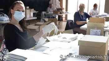 Des masques distribués jeudi 21 mai à Beuvry - L'Avenir de l'Artois