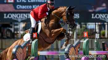 Eric Lamaze and Hickstead move into Canada's sports Hall of Fame - Eurosport - INTERNATIONAL (EN)