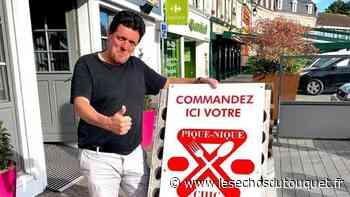 Montreuil : opération «Pique-nique chic» pour aider les commerçants - Les Echos du Touquet