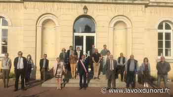 À Montreuil l'écharpe tricolore revient à Pierre Ducrocq - La Voix du Nord
