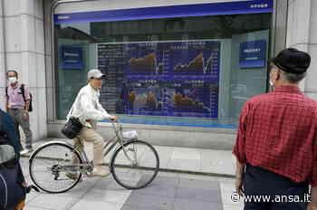 La Borsa di Tokyo apre in calo (-0,56%) - Ultima Ora - Agenzia ANSA