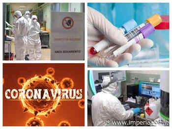 Coronavirus, Liguria: Positivi in calo in Regione (-105) di cui 7 nell'imperiese. 7 i decessi, 16 i nuovi contagi / Il bollettino - IMPERIAPOST