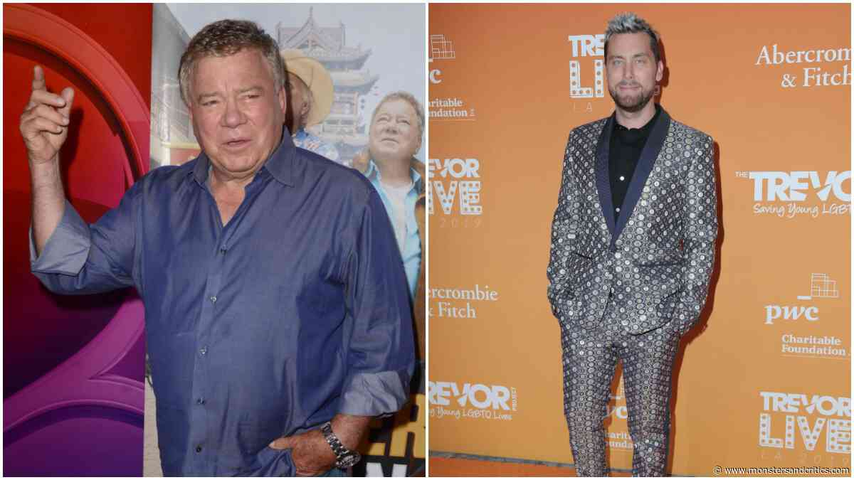 William Shatner and Lance Bass respond to Falcon 9 rocket launch - Monsters and Critics
