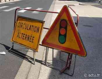 Cantal. Reprise des travaux de la traverse de Couffins à Arpajon-sur-Cère - actu.fr