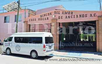 Asilo Rincón del Amor, de los primeros en aplicar medidas preventivas - El Diario de Chihuahua