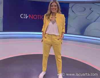 """Mónica Rincón reveló la idea tras el """"peinado a medias"""" - La Cuarta"""