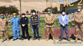 Tacna: Fiscalía inspecciona cuartel Tarapacá por presunto homicidio de soldado - exitosanoticias