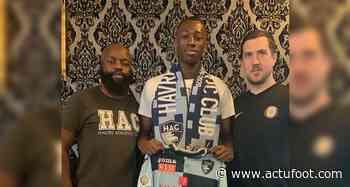 Un jeune du Montrouge FC 92 rejoint le Havre AC ! - Actufoot