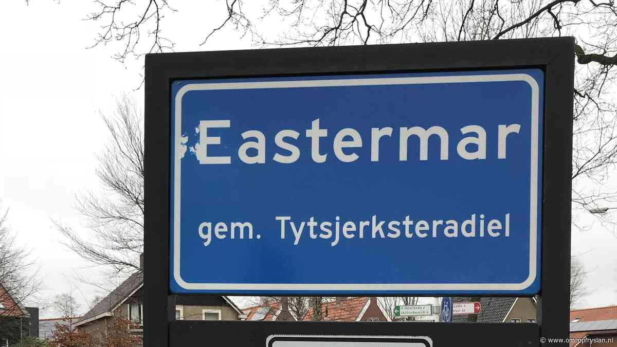 Het dorp Eastermar wordt één groot terras - Omrop Fryslan