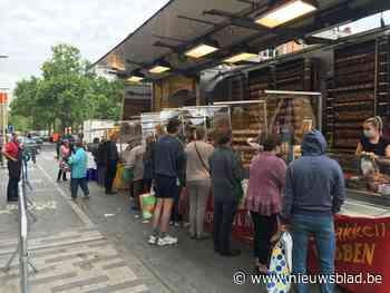 Marktkramers halen opgelucht adem (Jette) - Het Nieuwsblad