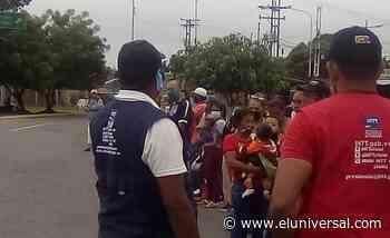 INTT controla distanciamiento social en paradas y unidades de transporte en Barinas - El Universal (Venezuela)