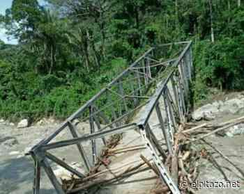 Desplome de puente deja incomunicado al pueblo de Calderas en Barinas - El Pitazo
