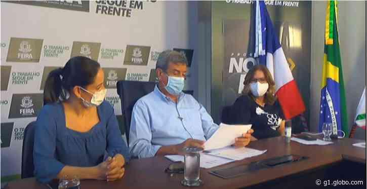 Após Rui Costa falar em 'sinal vermelho' para Feira de Santana, prefeito vê cidade segura e explica situação - G1